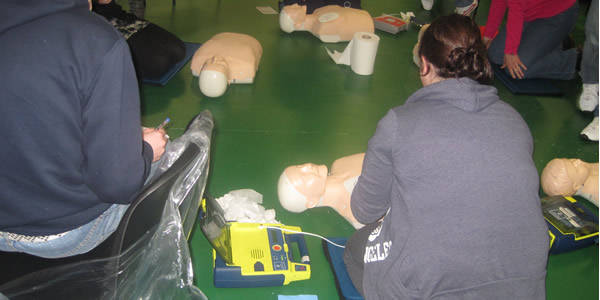 Refresher First Aid Training Ireland